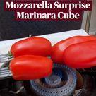 Mozzarella Surprise Marinara Cube