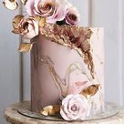 Possibly The Prettiest Wedding Cakes Ever - Fabmood | Wedding Colors, Wedding Themes, Wedding colo…