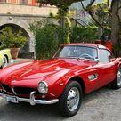 Classic love... BMW 507