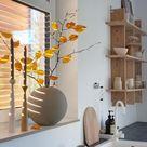 kleineküche kleinerraum hängeschränke küchenplan...