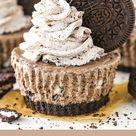 No Bake Mini Oreo Cheesecakes   Easy Mini Cheesecakes