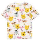 LOUNGEFLY Disney Pooh Gang Balloon AOP Tee - 2X-Large