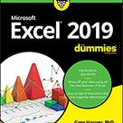 Microsoft Excel 2016 Functions & Formulas Quick Reference Card   Windows Version 4 page Cheat Sheet focusing on examples and context for ... functions and formulas   Laminated Guide