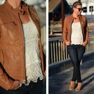 Tan Leather Jackets