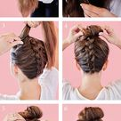 25 Easy Hairstyles for long hair   Cuded