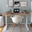 Arbeitszimmer einrichten Ideen für das Büro zuhause   Blog › dreieckchen