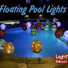 Night Pool Parties
