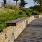Natursteinmauer/Gartenmauer selber bauen & Steine verfugen   Ratgeber