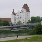 Ingolstadt, Bavaria, Germany (Neues Schloss, New Castle, Palacio Nuevo, Palazzo Novo, Palais Neuf)