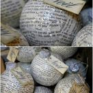 Recycled Book Crafts