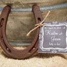 Horseshoe Wedding