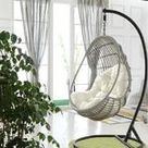 Hanging Patio Chair Cushion