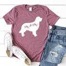 Personalized Dog Mom Mama Shirt, Dachshund Mom Shirt,  Poodle Mom Shirt, Shepherd Mom Shirt, Doodle Mama Shirt, Bulldog Mom Shirt, Dog Breed
