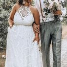 39 PLUS-SIZE WEDDING DRESSES: A JAW-DROPPING GUIDE