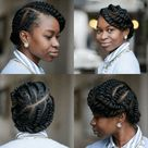 Natural Hair Twist Styles