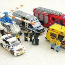 Dutch emergency vehicles