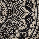 Wall Tapestry For Bedroom Aesthetic Tapestry Hippie Boho Tapestry Indie Tapestry Bohemian Mandala Tapestry Cool Spiritual Trippy Large Tapestry