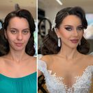 Brides That Got a New Face After Makeup Transformation - Inspired Beauty