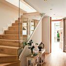 Viertelgewendelte Treppe 50+ Beispiele, wie sie umgesetzt werden kann