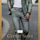 Greens Suits and Blazers New Menswear Collection