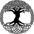 Paganism Photo: Celtic Symbol: Tree Of Life