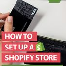 How To Set Up A Shopify Store For Beginners - Step By Step Tutorial