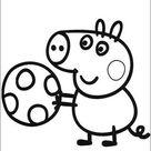 Kids-n-Fun | Coloring page Peppa Pig Peppa Pig