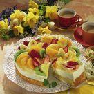 Tutti-Frutti-Torte Rezept  | LECKER