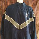 US Air Force AF  Windbreaker Jacket