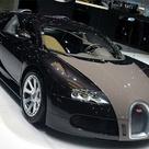 2008 Geneva Auto Show Bugatti Veyron Fbg par Hermes