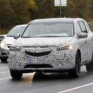 2014 Acura MDX Spotted Testing   Spy Photos » AutoGuide.com News