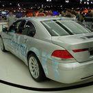 2001 BMW 745h concept