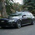 My New 2012 Audi A4 Avant B. Black