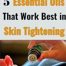 5 Best Essential Oils To Tighten Skin