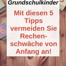 5 Tipps Wie Sie Rechenschwäche beim Kind vermeiden   Christine Strauß Ehret