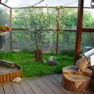 Gartengehege bauen