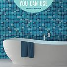 Bathroom Ideas You Can Use, Updated Edition: The Latest Designs, Styles, Fixtures, Surfaces and Remodeling Tips - Default