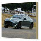 Box Canvas Print. CM24 6256 Aston Martin Rapide AMR