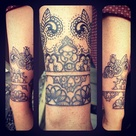 Henna Inspired Tattoos