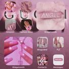 iOS 14 pink aesthetics ✨💅🏽 homescreen, Widgetsmith, shortcuts, iPhone11 wallpaper, background,TikTok