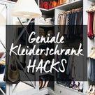 Kleiderschrank ausmisten: So bekommst du einen ordentlichen Schrank & einen besseren Stil!