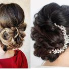 Updos For Long Hair That Will Take Minutes To Style In 2021