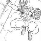 Malvorlagen Spiderman 23