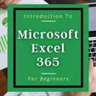 [FREE] Master Excel 365 in Just 50 Minutes