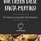 Fantakuchen-Muffins | DasKochrezept.de – Kochrezepte, Saisonales, Themen & Ideen