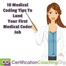 Medical Coding Tips To Land Your First Medical Coding Job