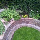 Rasenkantensteine leicht und einfach verlegen / Pflanzbeete anlegen mit Rasenkentensteinen / Rasenkantenstein anlegen / Rasenkante setzen / Rasen Mähkante setzen