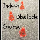 Obstacle Course Games