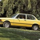 BMW 3 SERIES E21 SEDAN GERMANY 1975 YEAR.