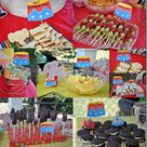 Circus Party Foods